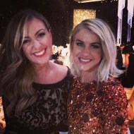 """Love this talented girl so much! Congrats, Julianne Hough on a very well deserved Emmy win!!"" - Emmy Awards - September 12, 2015 Courtesy zoewidder12 IG"